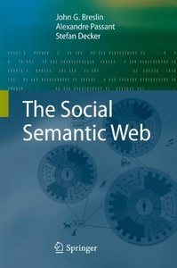 The Social Semantic Web (Hardcover)-cover