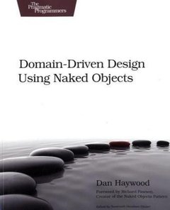 Domain-Driven Design Using Naked Objects (Paperback)-cover