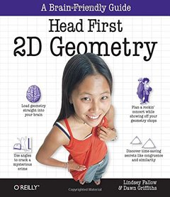 Head First 2D Geometry (Paperback)-cover