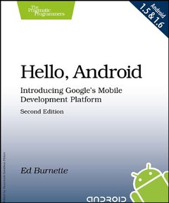 Hello, Android, 2/e : Introducing Google's Mobile Development Platform (Paperback)-cover