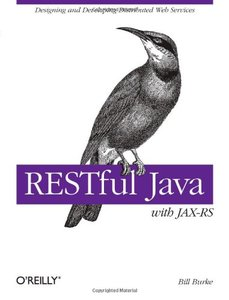 Restful Java with Jax-RS (Paperback)-cover