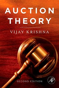 Auction Theory, 2/e (Hardcover)-cover