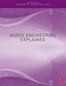 Audio Engineering Explained (Paperback)-cover