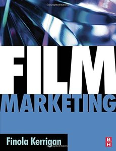 Film Marketing (Paperback)-cover