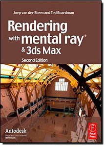 Rendering with mental ray and 3ds Max, 2/e (Paperback)-cover