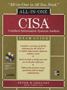 CISA Certified Information Systems Auditor All-in-One Exam Guide (Hardcover)-cover