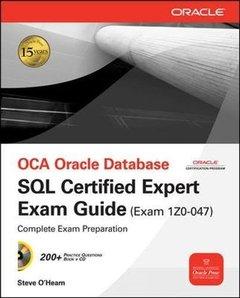 OCA Oracle Database SQL Expert Exam Guide: Exam 1Z0-047 (Paperback)-cover