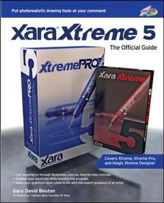 Xara Xtreme 5: The Official Guide (Paperback)-cover