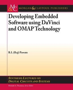 Developing Embedded Software using DaVinci and OMAP Technology (Paperback)-cover