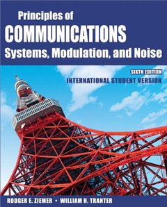 Principles of Communications: Systems, Modulation and Noise, 6/e (IE-Paperback)-cover