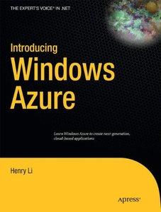 Introducing Windows Azure (Paperback)