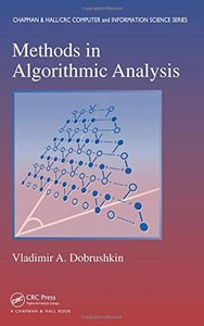 Methods in Algorithmic Analysis (Hardcover) -cover