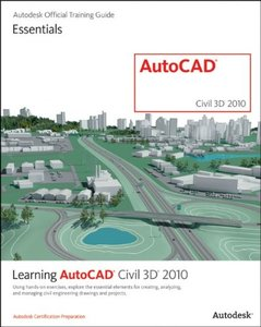 Learning AutoCAD Civil 3D 2010 (Paperback)-cover