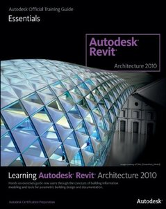 Learning Autodesk Revit Architecture 2010 (Paperback)-cover