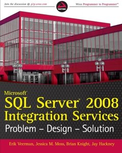 Microsoft SQL Server 2008 Integration Services Problem-Design-Solution (Paperback)-cover