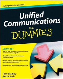 Unified Communications For Dummies (Paperback)-cover