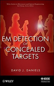 EM Detection of Concealed Targets (Hardcover)-cover
