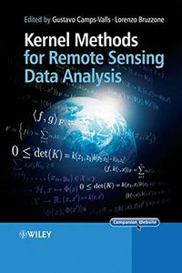 Kernel Methods for Remote Sensing Data Analysis (Hardcover)-cover