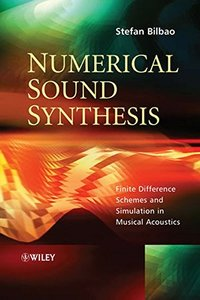 Numerical Sound Synthesis (Hardcover)-cover