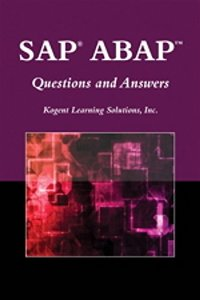 SAP ABAP Questions & Answers (Paperback)-cover
