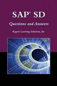 SAP SD Questions & Answers (Paperback)-cover
