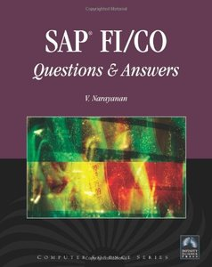 SAP FI/CO Questions & Answers (Hardcover)-cover