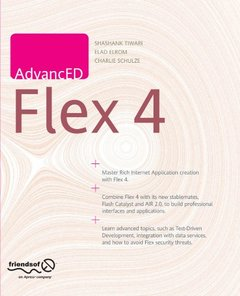 AdvancED Flex 4 (Paperback)-cover