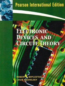 Electronic Devices and Circuit Theory, 10/e (IE-Paperback)