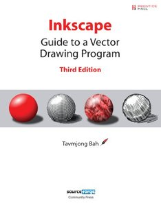 Inkscape: Guide to a Vector Drawing Program, 3/e (Paperback)-cover