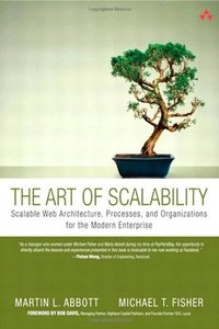 The Art of Scalability: Scalable Web Architecture, Processes, and Organizations for the Modern Enterprise (Paperback)-cover