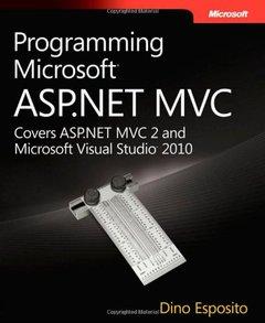 Programming Microsoft ASP.NET MVC (Paperback)-cover