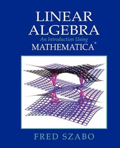Linear Algebra with Mathematica: An Introduction Using Mathematica (Paperback)-cover