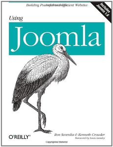 Using Joomla: Building Powerful and Efficient Web Sites (Paperback)-cover