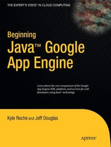 Beginning Java Google App Engine (Paperback)-cover
