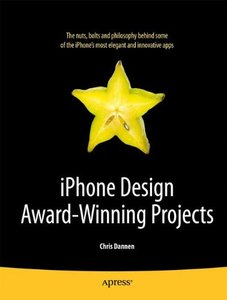 iPhone Design Award-Winning Projects (Paperback)-cover