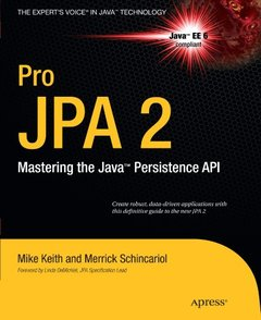 Pro JPA 2: Mastering the Java Persistence API (Paperback)-cover