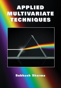 Applied Multivariate Techniques (Hardcover)-cover