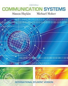 Communication Systems, 5/e (IE-Paperback)-cover