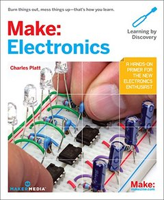 MAKE: Electronics: Learning Through Discovery (Paperback)-cover