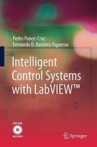 Intelligent Control Systems with LabVIEW (Hardcover)-cover