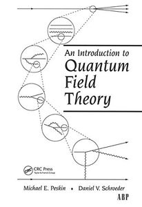 An Introduction To Quantum Field Theory (Hardcover)-cover