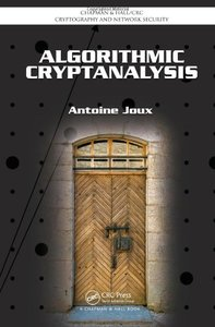 Algorithmic Cryptanalysis (Hardcover)-cover