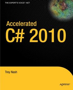 Accelerated C# 2010 (Paperback)-cover