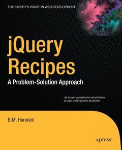 jQuery Recipes: A Problem-Solution Approach (Paperback)