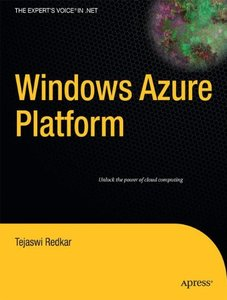 Windows Azure Platform (Paperback)-cover