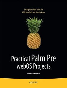 Practical Palm Pre WebOS Projects (Paperback)-cover