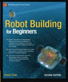 Robot Building for Beginners, 2/e (Paperback)-cover