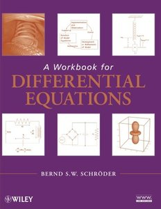A Workbook for Differential Equations (Paperback)-cover