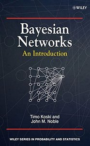 Bayesian Networks: An Introduction (Hardcover)-cover