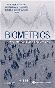 Biometrics: Theory, Methods, and Applications (Hardcover)-cover